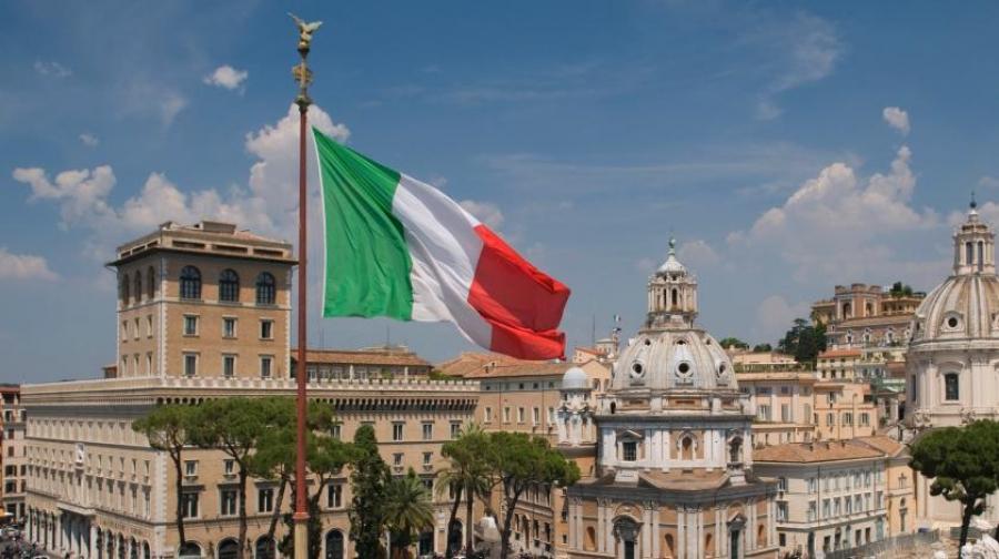 открыть счет а банке Италии
